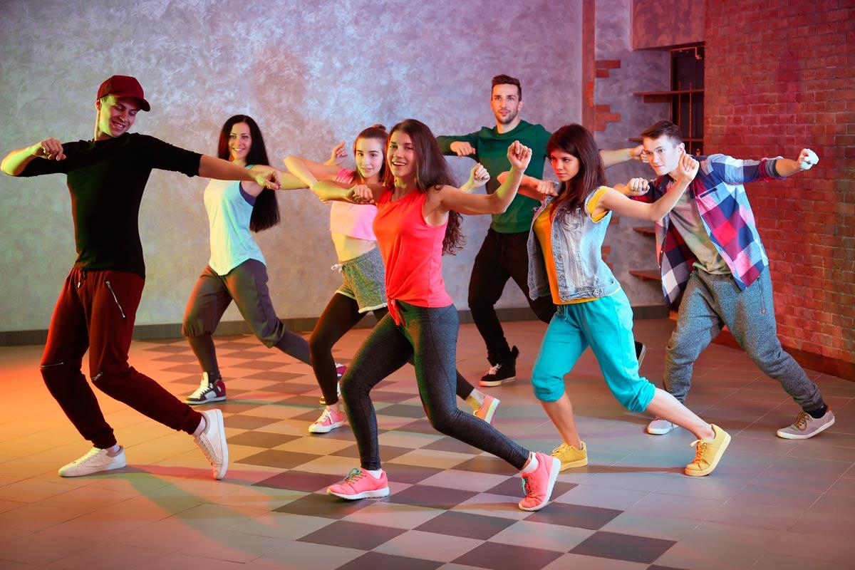 bailes modernos   anos